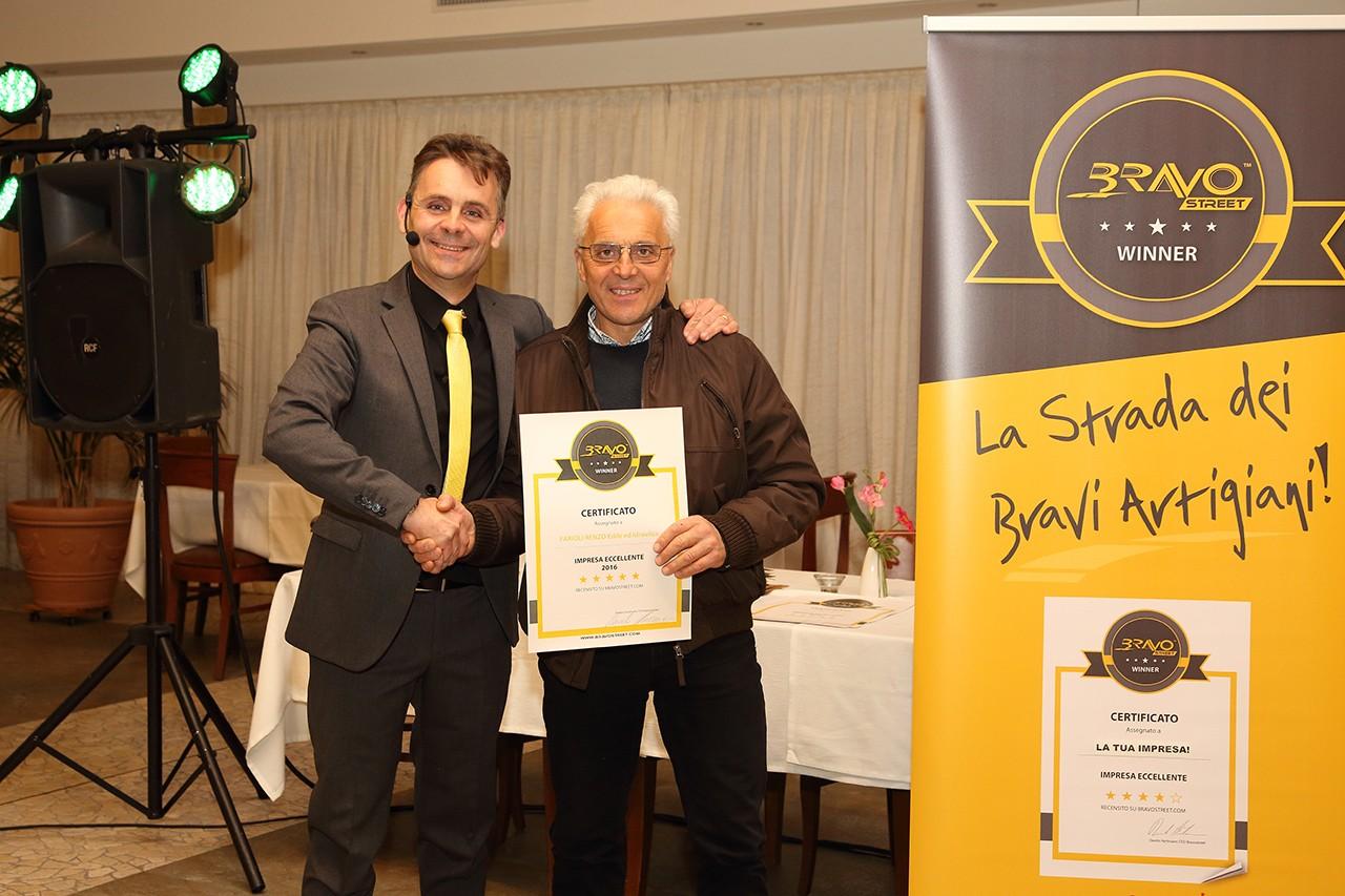 Winner 2016! FARIOLI RENZO