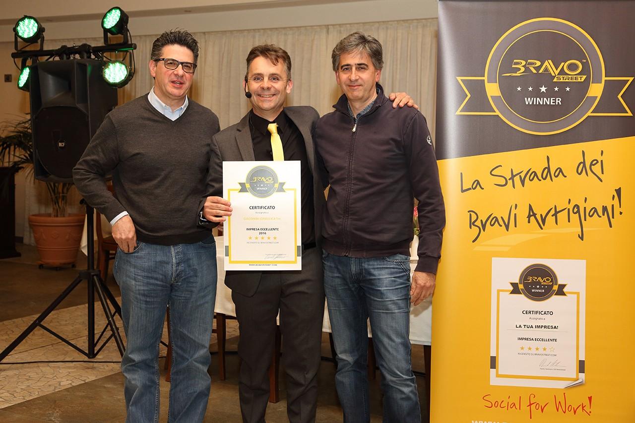 Winner 2016! GIACOMINI IDRAULICA