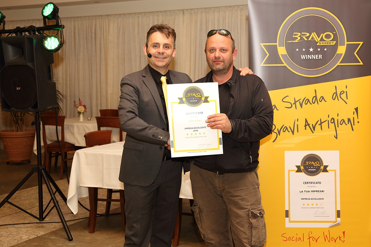 Winner 2016! ZANA IVANO