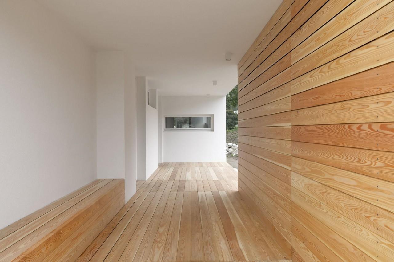 La casa in legno: porte aperte. Un successo!